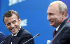 Макрон и Путин проведут срочные переговоры из-за Украины - что случилось