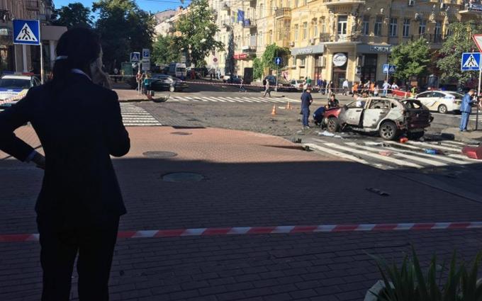 Загибель журналіста Шеремета: з'явилася реакція Порошенка і Гройсмана