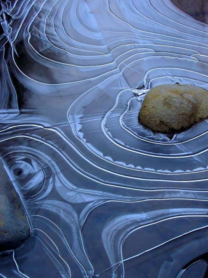 Казкові крижані скульптури, створені самою природою (15 фото) (14)
