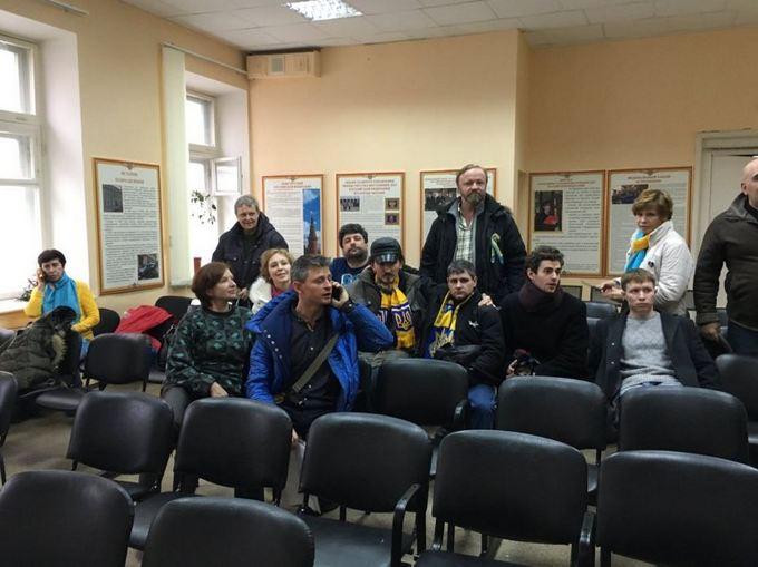В Москве ответили задержаниями на акцию в поддержку Савченко: опубликованы фото (2)