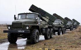 Росія поставила бойовикам на Донбас нову партію важкого озброєння - СЦКК