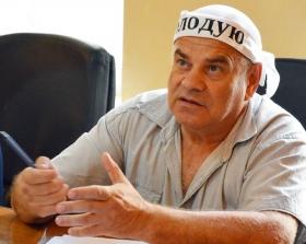 У Києві шахтар намагався спалити себе: з'явилися фото і відео
