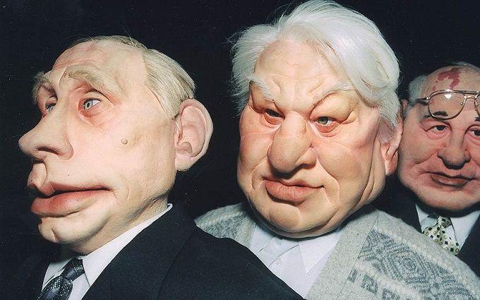 У Росії згадали пророче відео з лялькою Путіна