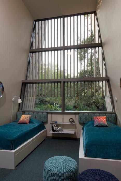 Круті ідеї, який допоможуть з оформленням дитячої спальні в стилі Mid-centry modern (17 фото) (2)