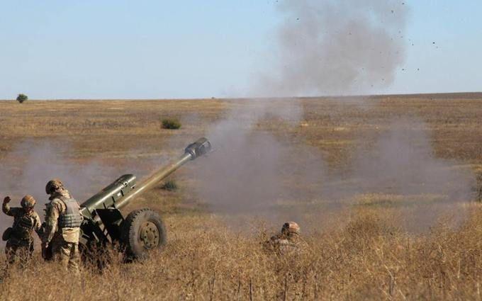 Бійці ЗСУ ліквідували бойовиків-розвідників на Донбасі - вражаюче відео