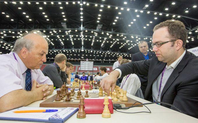 Україна завоювала дві медалі на Шаховій Олімпіаді