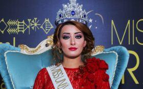 """Впервые за 45 лет на """"Мисс Вселенная"""" поедет девушка из Ирака"""