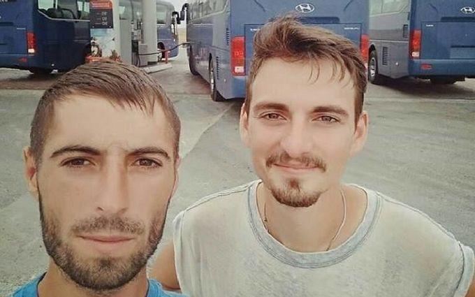 В РФ исчезли украинцы-автостопщики