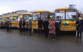 На украинском Донбассе закупили автобусы из России, соцсети в шоке: появилось видео