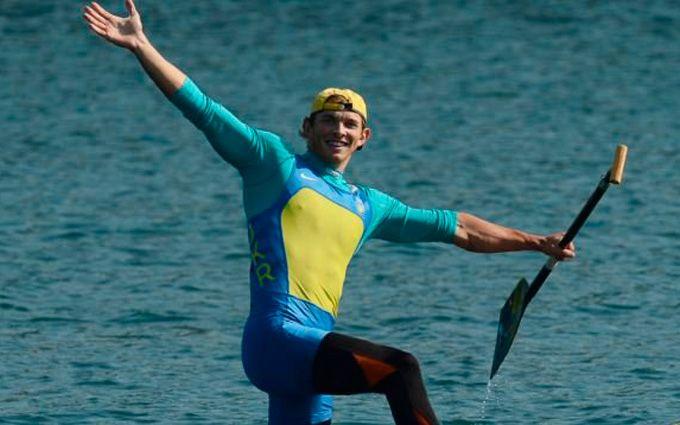 """Чебан завоював друге """"золото"""" України на Олімпіаді-2016"""