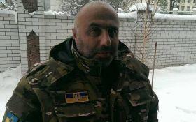 В Киеве похитили грузинского журналиста-добровольца АТО: появилось видео