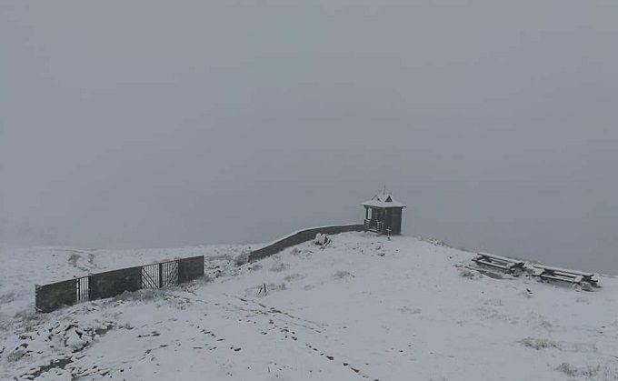 Let It Snow: Карпаты засыпало снегом - опубликованы впечатляющие фото