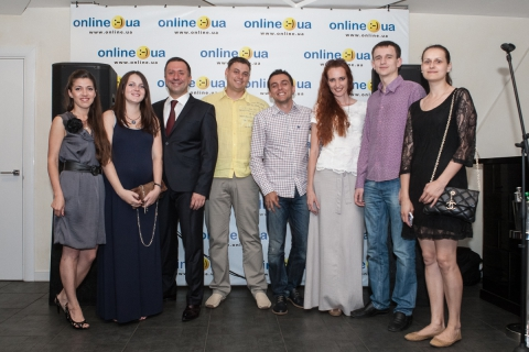 День рождения Online.ua (часть 1) (1)