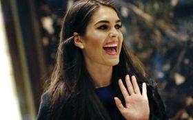Прес-службу Білого дому очолила 28-річна модель