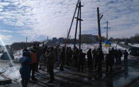 Инцидент с блокировщиками Донбасса: появилась новая информация о пострадавших