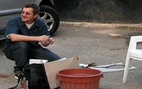 Ученые раскрыли личность знаменитого уличного художника Бэнкси: опубликовано фото