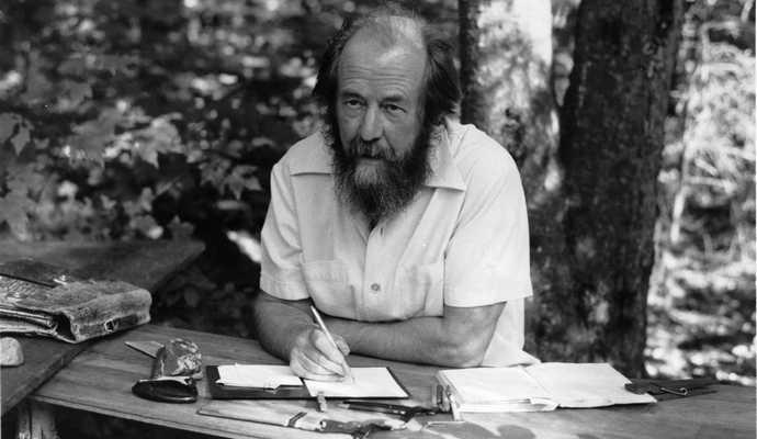 Хотят снять фильм об Александре Солженицыне