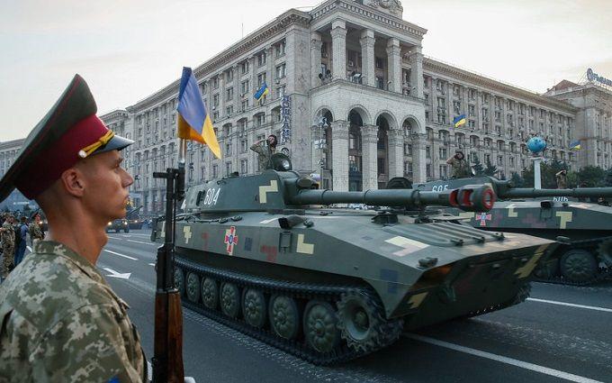 Військовий парад в Києві: у мережі з'явився гострий жарт про Москву