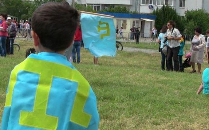 Окупанти познущалися над кримськотатарськими дітьми: соцмережі вибухнули гнівом