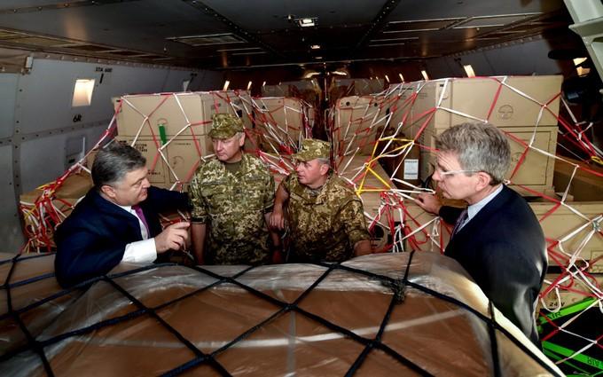 Важлива військова допомога від США: в мережі пояснили, що отримала Україна