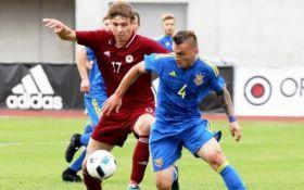 Головко вызвал 21 футболиста в сборную Украины U-21 к матчу с Нидерландами