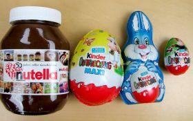 У Німеччині викрали фуру з солодощами на суму в 50 тис євро