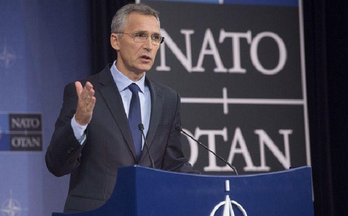 Конфлікт Трампа та ЄС може зруйнувати Альянс - генсек НАТО