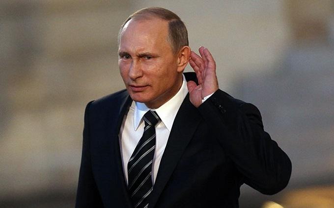 Старий поїхав: у соцмережах сміються з нової заяви Путіна