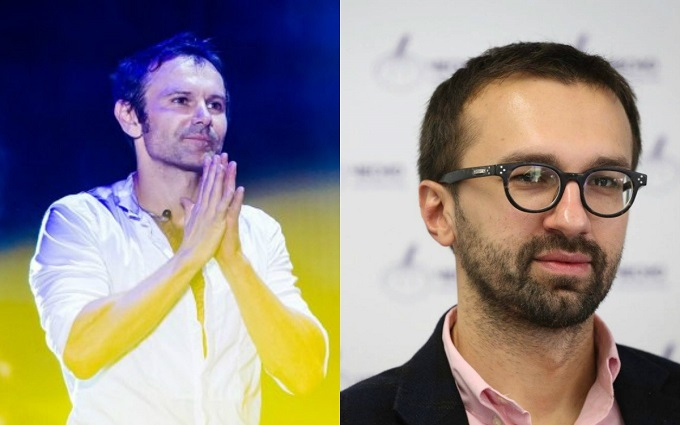 Нардеп Лещенко і Вакарчук посперечалися в соцмережах
