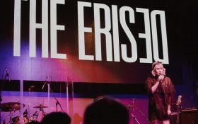 Гурт The Erised готується до сольного концерту в Києві