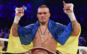 Усик сделал дерзкое заявление на тему Украины и России: опубликовано видео