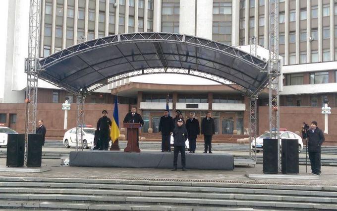 """Порошенко высказался о """"третьем Майдане"""""""