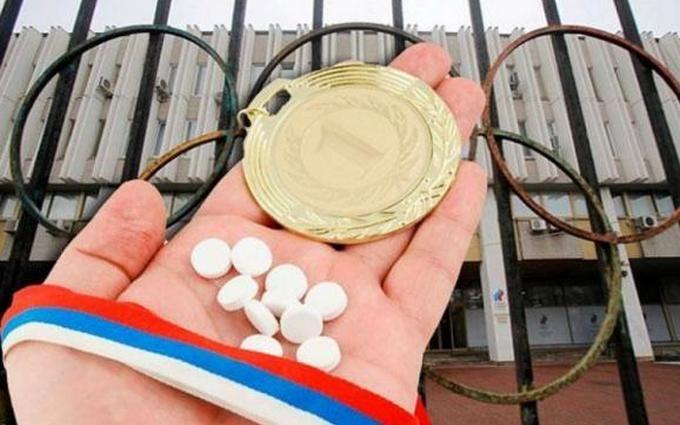 В России официально признались в допинговых нарушениях на Олимпиадах