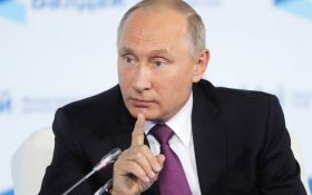 Ще передчасно: Путін про можливість звільнення українських політв'язнів