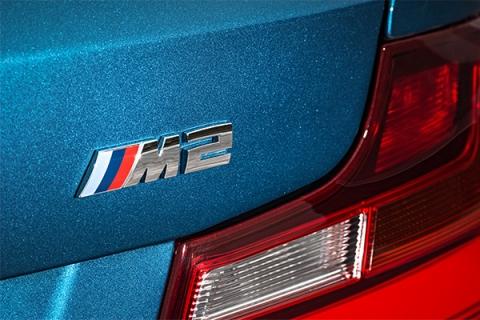 BMW представила «заряджену» версії купе 2-Series - M 2 (10 фото) (6)