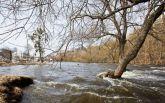 Потужний потоп на Закарпатті: опубліковане нове видовищне відео