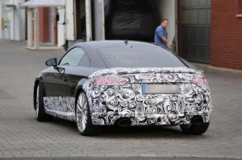 Audi TT-RS Coupe проходить тести у власному кузові (18 фото) (16)