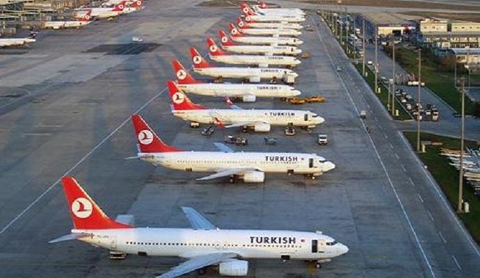 У Стамбулі через негоду скасували понад 130 рейсів