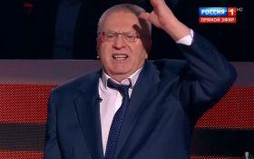 Жириновский проговорился о причинах аннексии Крыма: появилось видео