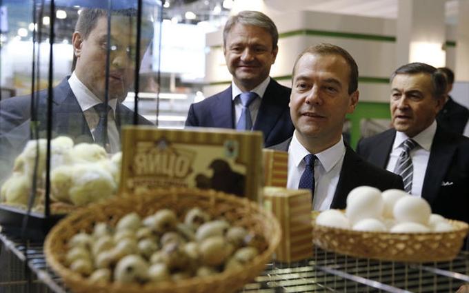У Путіна недовго протрималися без європейських продуктів