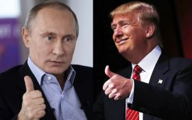 Привітання Трампу від Путіна: соцмережі вибухнули їдкою іронією