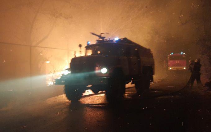 Нищівні пожежі в Україні призвели до чисельних жертв