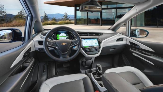 Електрокар Chevrolet Bolt отримав 200-сильний мотор (5 фото) (4)