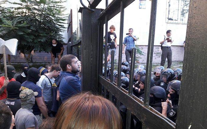 Побоїще на будівництві в Києві: з'явилися нові подробиці, фото і відео