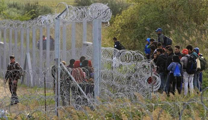 В Германии не успевают регистрировать всех мигрантов - СМИ