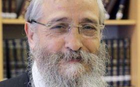 Стало відомо про смерть рабина, побитого раніше в Житомирі