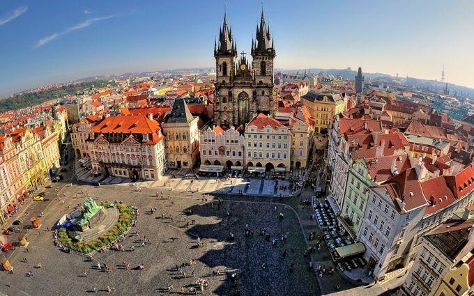В государство Украину зашел чешский лоукост-перевозчик