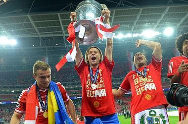 Лига чемпионов-2013/14: все матчи, все результаты