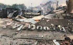 В США бушуют лесные пожары, более 100 человек пропали: опубликованы видео