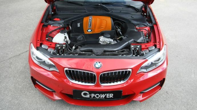 Специалисты G-Power представили 380-сильное купе BMW M235i (1)